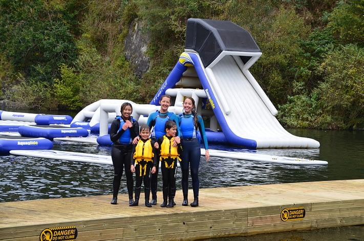Adrenalin Quarry Aqua Park