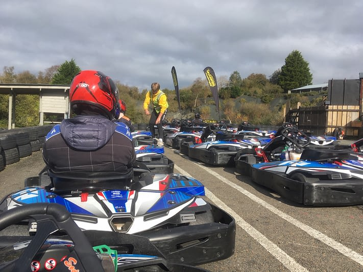 Adrenalin Quarry Go Karting