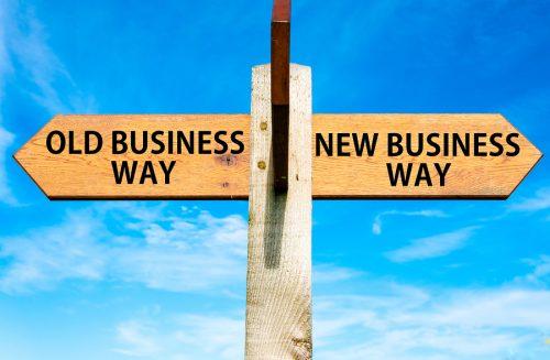 Bigstock Old Business Way Versus New Bu 80324615 E1506584702243