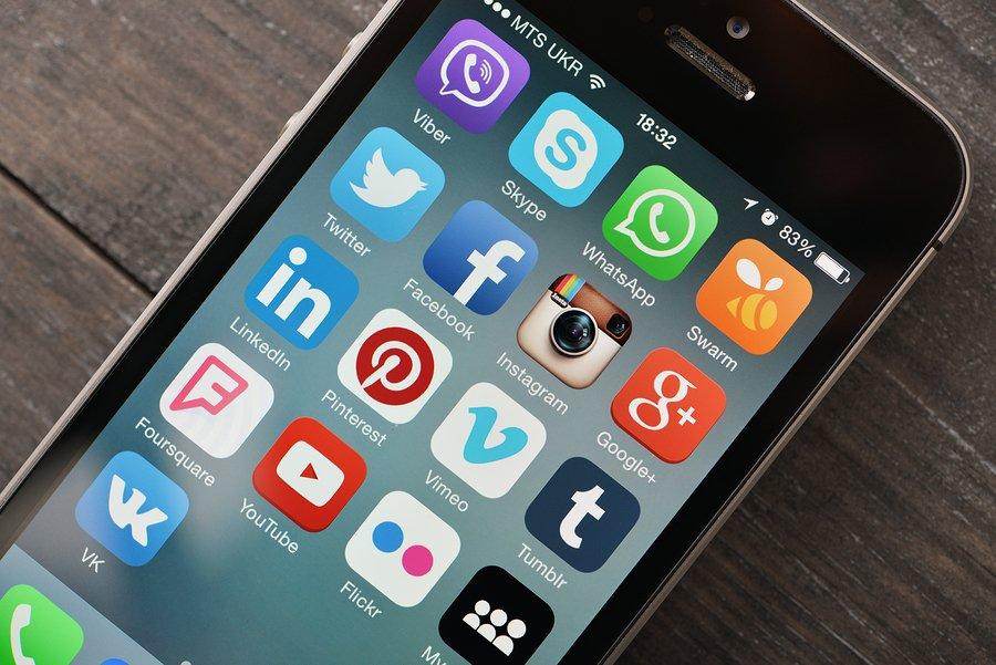 Bigstock Social Media Icons 82578842