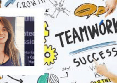 Meet The Team – Social Media Exec Charlotte Sams