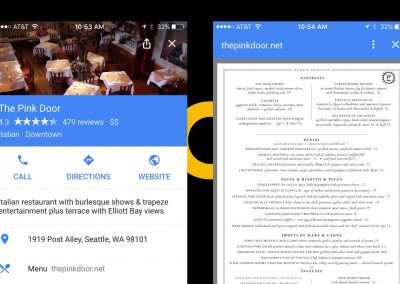 Have You Seen Google'S New Ios App?