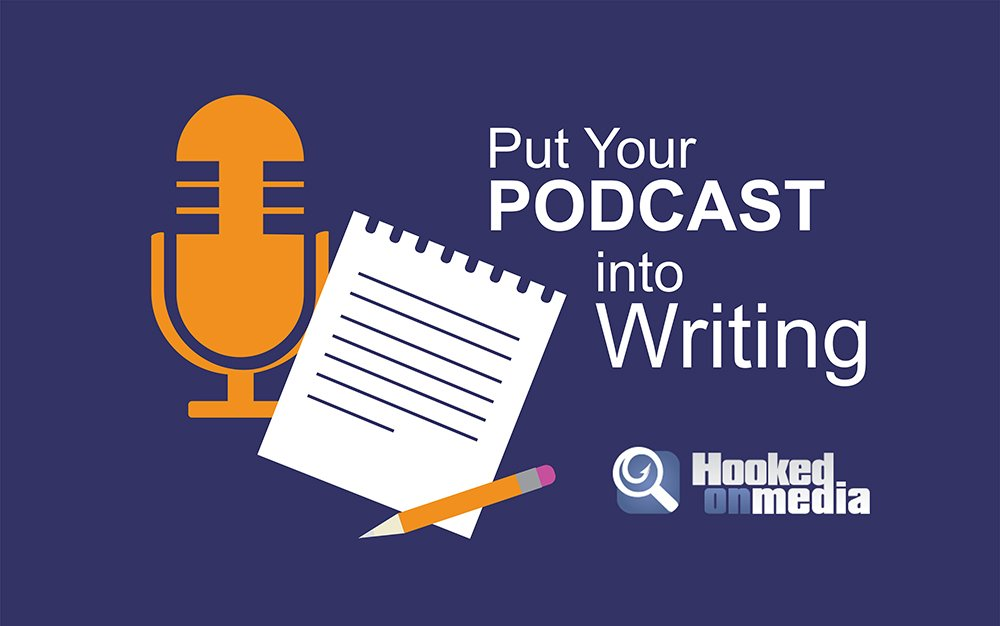 Blogg Podcastwriting